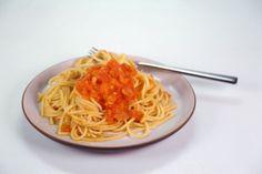the chew | Recipe  | Michael Symon's Fresh Tomato Sauce