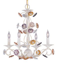 mini chandelier Crystorama
