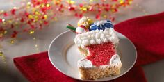Stuffed Stocking Treats™ Recipe | Kellogg's® Rice Krispies®