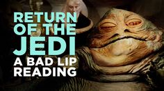 A Bad Lip Reading of the Original Star Wars Trilogy Featuring Voices by Maya Rudolph, Bill Hader, and Jack Black Star Wars Song, Maya Rudolph, Picture Fails, The Empire Strikes Back, Bad Feeling, College Humor, Star Wars Humor, Love Stars, Funny Pictures