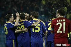 Borisov-Munich 3-1