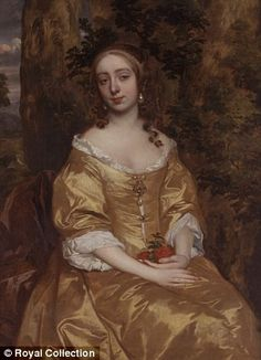 Elizabeth Butler, who is rumoured to have been poisoned by her jealous husband. Painted by Peter Lely, c.1660