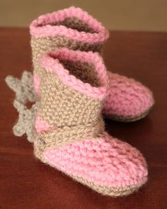 Cowboy boots, baby girl, infant, baby, booties, spurs, crochet, Western, blue…
