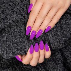 538 Lakier hybrydowy Semilac Go Peru! 7ml Opi, Essie, Elegant Nails, Spring Trends, Spring Nails, Swag Nails, Nail Designs, Nail Polish, Nail Art