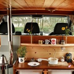 Vw Camper Ideas Campervan Interior (7)