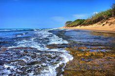 South Africa - Natal -Sodwana Bay, Elephant Coast
