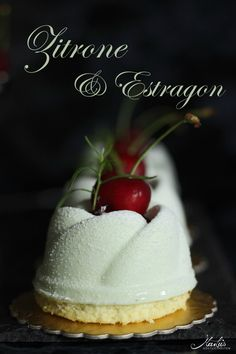 Zitronen-Estragon Törtchen 13a