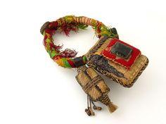 Sub Saharan Africa Jewellery  / Africa | Ashante, Ghana Amulet | ©  hans0621 on Flickr