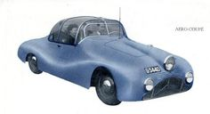 Gatford/Gatso - streamliners from the Netherlands -Aero Coupe