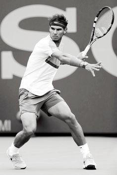 2014 Sony Open Tennis Rafael Nadal