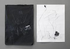 DRAWINGS : Nadine Goepfert —Textile & Design