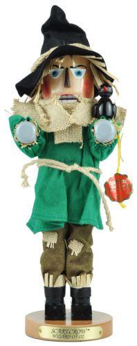 Steinbach Wizard of Oz Scarecrow Nutcracker