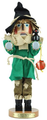Steinbach Wizard of Oz Scarecrow Nutcracker
