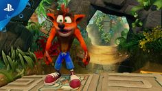 Crash Bandicoot N. Sane Trilogy - Release Date Announcement Trailer   PS4 - YouTube
