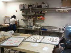 cookie day at Le Cordon Bleu