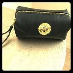 Black Mulberry New condition never used- Makeup bag/ purse Mulberry Bags Cosmetic Bags & Cases