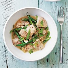 Itsu Thai Green Chicken Curry Recipe with Green Beans | Itsu The Cookbook | Recipes | Food | Red Online