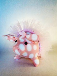 Tutu Pig Stuffed Animal