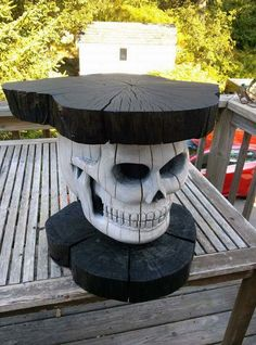 Skulltable