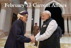 Dexteracademy: பிப்ரவரி 13 நடப்பு நிகழ்வுகள்