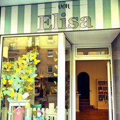 Entdeckt: von Elisa