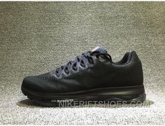 Nike Air Zoom ALL OUT 878670-992 BLACK HALF SIZE Free Shipping AsHPZ 826691621a