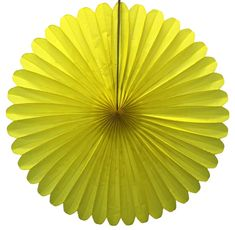 27 Inch Huge Tissue Fans - Bulk Pack - Made in the USA by Devra Party – Devra Party Art Yellow Party Decorations, Retail Space, Backdrops For Parties, Party Looks, Perfect Party, Honeycomb, Decorating Tips, Fans, Packing