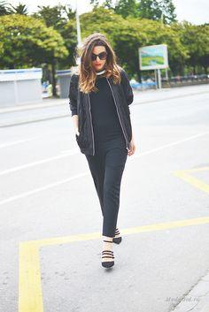Уличная мода: Мода глазами Карлы Эстевез: летние модные луки 2015