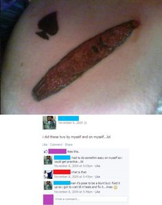 Are These the Worst Tattoos Ever??
