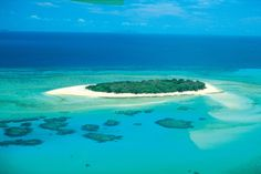 The Great Barrier Reef, yes, it looks like this in real life! One of the most beautiful places I have ever been fortunate to visit.