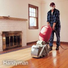 Follow these hardwood floor sanding and refinishing tips from a veteran floor refinisher to achieve a smooth, professional-quality finish.