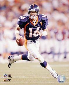 Jake Plummer Denver Broncos