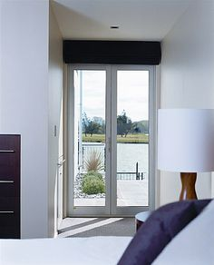 French Doors are ideal for bedrooms.