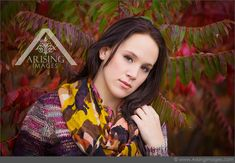 Pretty pose for girl senior pictures. #arisingimages #michigan #girl #senior #pictures #pose #photoshoot #fall