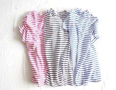 サマーボーダー半袖Tシャツ | Lim home(リムホーム) – unitymarket-staffblog