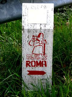 Here's the website of a company that organizes Via Francigena expeditions. You can click around to explore portions of the Via Francigena. Interesting stuff, this!