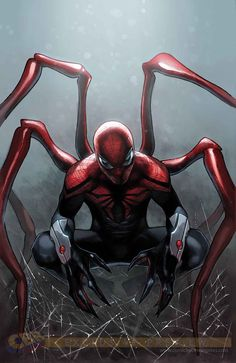 """Images for : EXCLUSIVE: Marvel's """"Spider-Verse"""" Solicitations for November 2014 - Comic Book Resources:"""