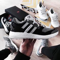 Adidas y3 pure zg boost.-