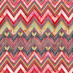 Distant Beat fabric by art_is_us on Spoonflower - custom fabric