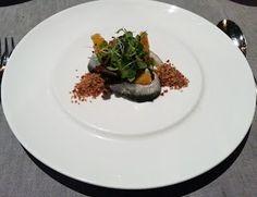 Sardine with orange and fresh wasabi - Comerc 24 - Barcelona