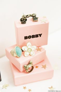 Cute Jewelry ♥ #BobbyGlam