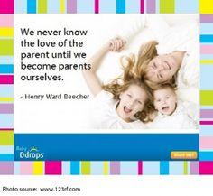 #motherhood #quote #Mom #baby