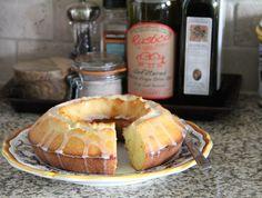 ricotta and lemon ciambellone