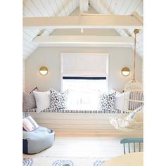 #allwhite #attic #atticdesign #brightattic #light #brightinteriors #atticdecor #inspiration #interiordesign #designinspo #homedesign #homedecor #atticspace