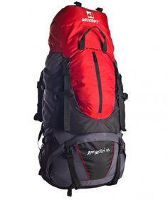 Wildcraft Gangotri Red BackPack