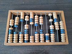 Soviet Vintage Wooden Abacus. You wont believe! All the children from USSR were grown with this device !!!! We learned to count anything using it. The abacus from our photos has good condition and at present can serve as decoration for your home, office, cafe. Its truly rare thing) Made in USSR 1970s Size: 45 x 27 cm. (17.71 x 10.63 inches)  Delivery 7-25 working days.  ============================================================= Welcome to our shop!!!! ♥♥♥♥♥♥♥♥♥♥♥♥♥♥♥♥♥♥♥♥♥♥ Dear buyer! If…