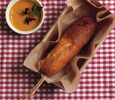 Pepara corn dogs en casa con esta sencilla y deliciosa receta   i24Web