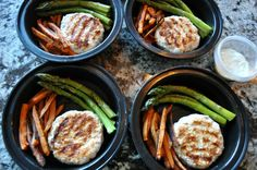 5 Top Foods to Meal Prep For The Week - Chicken, Broccoli, Quinoa, Beans, and Sweet Potatoes