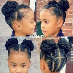 cute and neat black braid hairstyles for girls kids, updos for black braided hair , box braids hairstyles Box Braids Hairstyles, Quick Braided Hairstyles, Lil Girl Hairstyles, Natural Hairstyles For Kids, Braided Hairstyles For Black Women, School Hairstyles, Kids Updo Hairstyles, African American Girl Hairstyles, Black Toddler Hairstyles