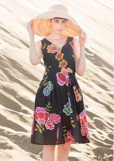"Kleid ""Florencia"" aus Baumwolle/Seide 52714_52714-99.jpg"